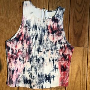 NWT Abercrombie & Fitch Crop Top